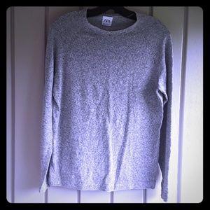 Zara mens long sleeve shirt size small